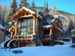 Black Wolf Chalet