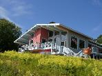 Halcyon Heights Bed & Breakfast /Inn Homer Alaska
