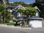 #3 Historic Laguna Beach Cottage