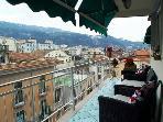 Luxury apartment in the center of Sorrento.