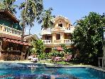 Sandray Luxury Resort, Goa