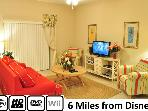 Disney Vacation Homes - Coral Cay 4 Bedroom Home