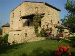 Private Holiday Villa Cerqualto 8p., Panorama Pool