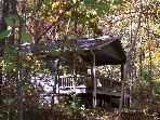 Cabin in Willoughby Woods   2 & 1 bedroom cabins