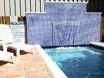 Abaco Suite- Sleeps 4, HEATED SPA/POOL ON SITE!