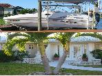 2013 Deck Boat with Beautiful Yacht Club Pool Home