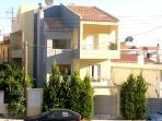 Glyfada Rental, halfway through center and beach