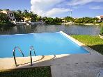 Puerto Aventuras Penthouse 3 Bdrm 3 Bath on water