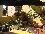 Rome Termini station - Apartment with terrace