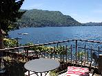 WATERFRONT - LAKE COMO BEACH RESORT  -  Vista Lago