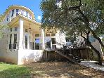 "Lake Travis Vacation Rental Home ""Casa Del Marina"""