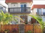 La Jolla Beach Rental Condo With Private Yard