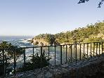 Ocean-Front Luxury Home Above Wildcat Cove - Private & Amazing