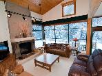 Luxurious Woodland 3BR Ski Tip Ranch Townhome - Take the Free Ski Shuttle or Walk to the Chairlifts!