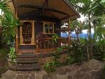 ADORABLE HONEYMOON JUNGLE COTTAGE FOR COUPLES-KONA