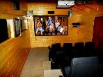 The Bigfoot Lodge 5 BR 5 BA Theater & Game Rooms