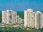 Ocean Creek Plantation South Tower Oceanfront Myrtle Beach South Carolina
