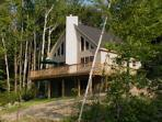 Idyllic 3 BR/2 BA House in North Conway (119 Gotzen Road, Conway, NH 03818)