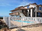 1ST DIBS BEACHFRONT 5,000 sq feet- pool & elevator