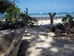 PINTADERA BEACH HOUSE,FULL BOARD,South Coast,DIANI