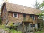 Private Bartlett Log Home - WiFi - near StoryLand 37440