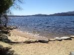 Beautiful Ossipee Lake Home with Sandy Beach 68151