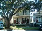 2 BR Victorian Condo in New Orleans Garden Dist.