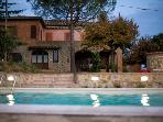 La Selva private Villa  in the heart of Tuscany