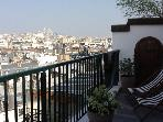 Luxury designer 1BR flat with Terrasse  360 view