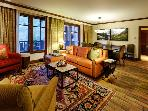 Ski-in Aspen Ritz Carlton 2-BR Holidays Christmas