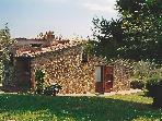 Cottage in Toscana: Beaches and country in Maremma