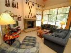 Comfortable House with 2 Bedroom/3 Bathroom in Keystone (Ski Tip 8730)