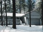 Mountain Home in the Pines