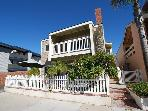 Newly Renovated - 1 House From Sand at Newport's Best Surf Break! (68111)