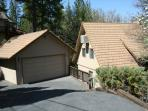 Well appointed home- wood area, views, deck, central heat, BBQ, w/d