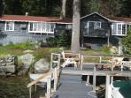 Outstanding Meredith Waterfront Vacation Rental (MUT85W)