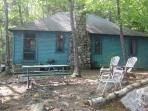 Private Vacation Rental Cabin on Lake Winnisquam (CLA168W)