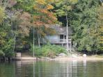 Wait until you see the views from this vacation rental on Lake Winni (HUL62W)