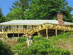 Excellent beach access home on Lake Winnipesaukee (SOR7B)