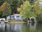 Waterfront Vacation Rental within Walking Distance to Meredith (SPA10W)