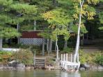 Charming Lakefront Vacation Rental Cottage (TIM86Wf)