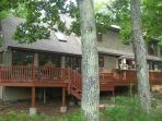 Peaceful Vacation Rental Home on Wakondah Pond (SUL406Wf)