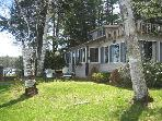 Waterfront on Winnipesaukee with Mountain Views (LAN122W)
