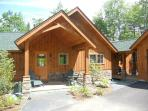 Newly Built Vacation Rental Home Overlooking Lake Winnipesaukee (MAR14Bf)