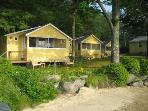 Simple Family Cottage Rental in Cozy Cove on Winnipesaukee (CAS03W)