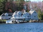 Large prestigious luxury home on Lake Winnipesaukee (CAR76Wa)