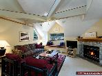 Lake Placid Lodge: Large townhouse by Creekside Gondola, Hot Tub, Pool