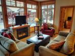 The Jeffery&#39;s Sun Peaks Winter Retreat