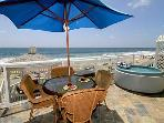 Carlsbad Oceanfront Retreat Vacation Rental C5103-3