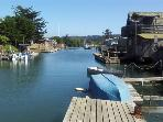 New! Shell Cottage on Humboldt Bay in King Salmon - Dock in Backyard!